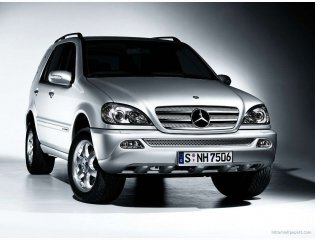 Mercedes M Class Hd Wallpapers