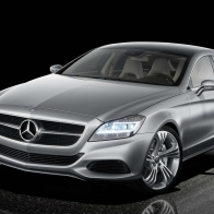 Mercedes Shooting Break Concept Car Hd Wallpapers