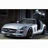 Mercedes Sls Amg Inden Design Hd Wallpapers