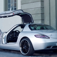 Mercedes Sls Amg Model Hd Wallpapers