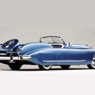 Mercury Bob Hope Special Concept 1950 Wallpaper