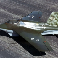 Messerschmitt Me163b Wallpaper
