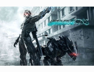 Metal Gear Rising Revengeance 3 Wallpapers