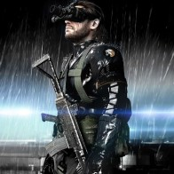 Metal Gear Solid Ground Zeroes Wallpaper