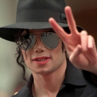 Michael Jackson Peace Wallpaper