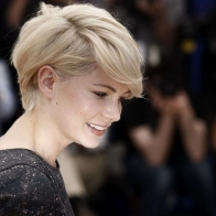 Michelle Williams Short Hair Wallpaper Wallpapers