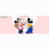 Mickey And Mini Mouse Cover
