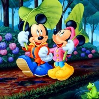 Mickey Mouse Hd Wallpaper 14