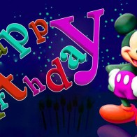 Mickey Mouse Hd Wallpaper 7