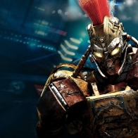 Midas In Real Steel Wallpapers