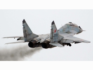 Mig 29 Fulcrum Russian Air Force Wallpaper