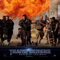 Military In Transformers 3 Wallpapers