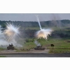Military Tanks White Phosphorus Wallpapers
