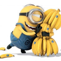 Minion Bananas