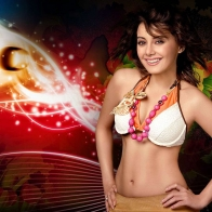 Minissha 4 Wallpaper
