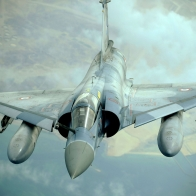Mirage 2000 French Wallpaper