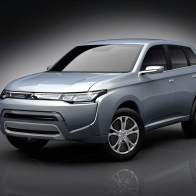 Mitsubishi Concept Px 2011 Hd Wallpapers