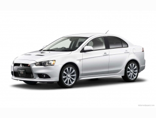 Mitsubishi Galant Fortis Hd Wallpapers