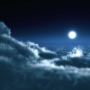 moon over clouds,nature landscape Wallpapers, nature landscape Wallpaper for Desktop, PC, Laptop. nature landscape Wallpapers HD Wallpapers, High Definition Quality Wallpapers of nature landscape Wallpapers.