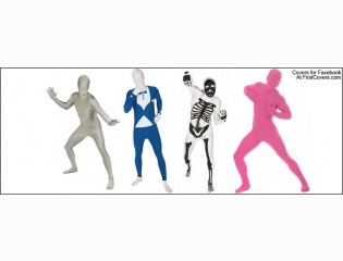 Morphsuits Cover