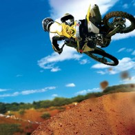 Motocross Stunt Wallpapers