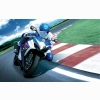 Motorcycle Driver Wallpaper