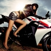 Download motorcycle girl wallpaper, motorcycle girl wallpaper  Wallpaper download for Desktop, PC, Laptop. motorcycle girl wallpaper HD Wallpapers, High Definition Quality Wallpapers of motorcycle girl wallpaper.