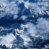 Mountains Blue Wallpapers 13