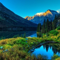 Mountains Blue Wallpapers 23