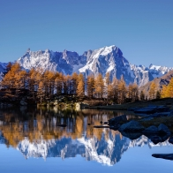 Mountains Blue Wallpapers 26