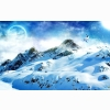 Mountains Blue Wallpapers 9