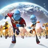 Movie Escape From Planet Earth 2013 Wallpaper