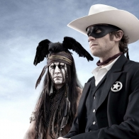 Movie The Lone Ranger 2013 Wallpaper