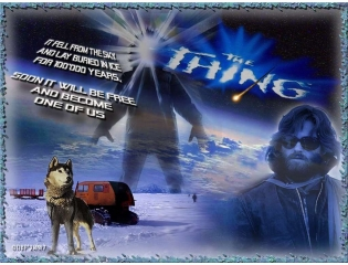 Movie The Thing Wallpaper