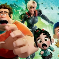 Movie Wreck It Ralph Wallpaper