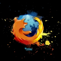 Mozilla Firefox Art Wallpapers