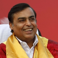 Mukesh Ambani Indian Business Magnate