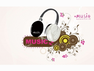 Music For Life Wallpaper