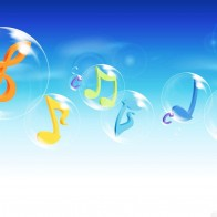 Musical Bubbles Wallpapers
