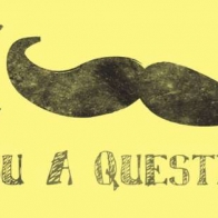 Mustache You A Question Cover
