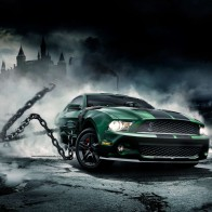 Mustang Monster Wallpapers