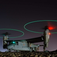 Mv 22 Osprey Tiltrotor Aircraft Wallpaper