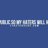 My Haters Cover