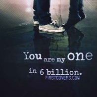 My One In 6 Billion Cover