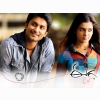 Nani Samantha In Eega Movie Wallpapers