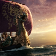 Narnia Dawn Treader Ship Wallpapers