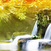 Nature Waterfall Hd Wallpapers 24