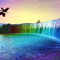 Nature Waterfall Hd Wallpapers 3