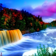 Nature Waterfall Hd Wallpapers 6