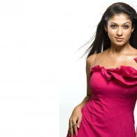 Nayanatara High Quality In Red